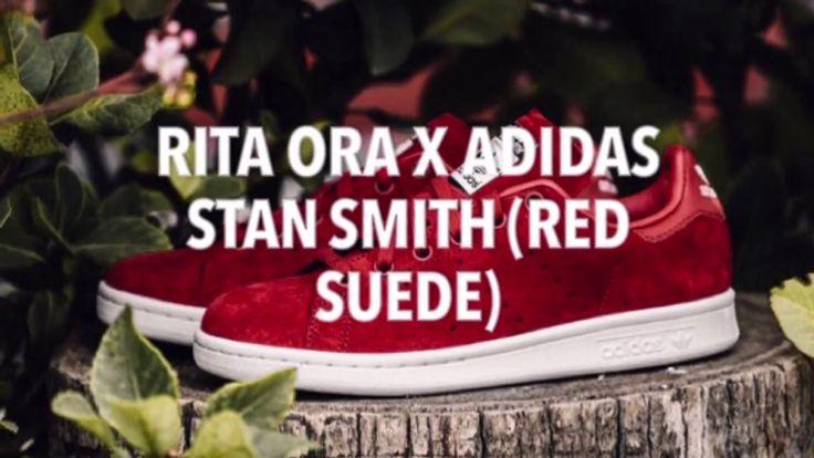 Τα κλασικά Stan Smith δια χειρός Rita Ora , που αυτή την σεζόν εμπνέεται από την Ασία και την κουλτούρα της...Σουέτ δέρμα σε σκοτεινό κόκκινο χρώμα που αποπνέει δυναμισμό και σας εκτοξεύει στην κορυφή της μόδας.. > Visit_us / Charilaou Trikoupi 6 Ioannina > Shop_at / www.wearhouse.gr > Call_us / 302651023925