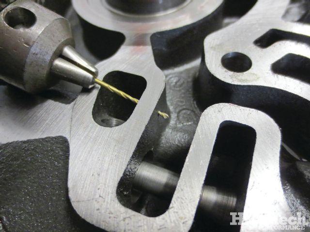 4l80e transmission rebuild drill small hole pump c 10 chevy