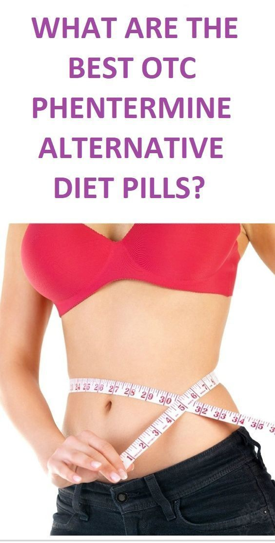 over counter diet pills with phentermine