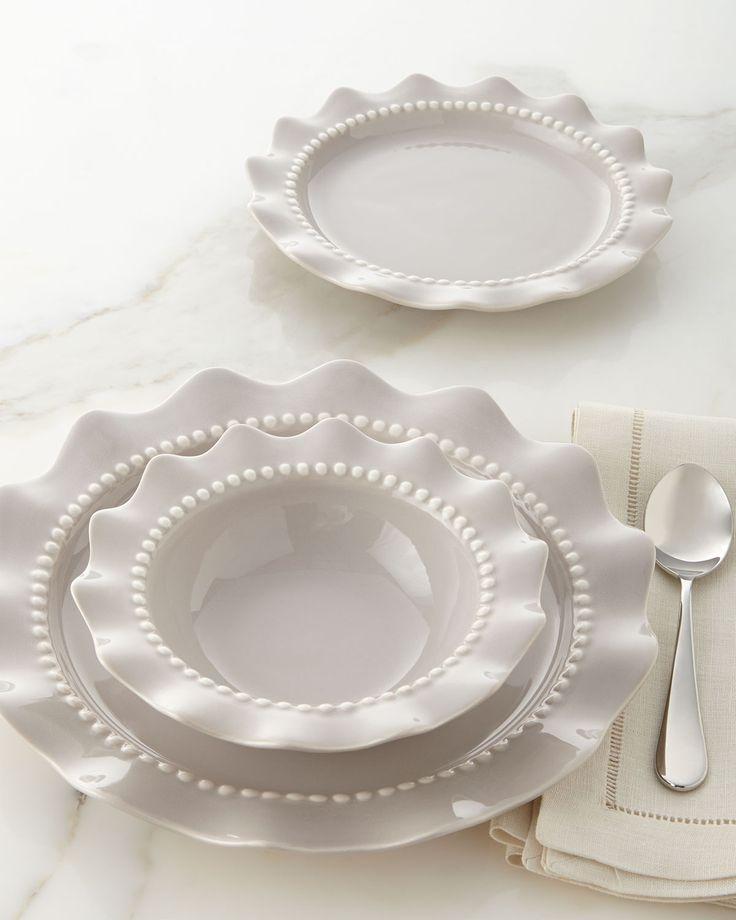 Beaded Ruffle Dinnerware Service at Neiman Marcus. & 103 best *Dinnerware u003e Dinnerware Sets* images on Pinterest ...