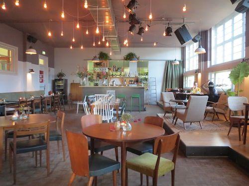 Edel, restaurant l Postjesweg 1 l Amsterdam