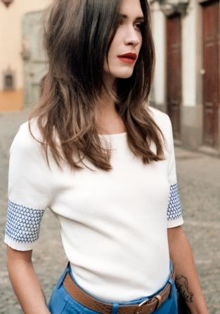 Embroidered Top (& other stories)