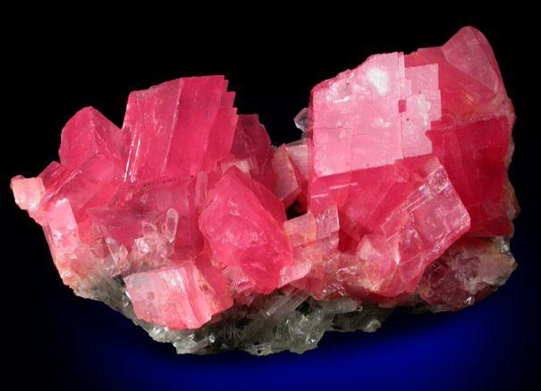 Rhodochrosite From Sweet Home Mine Buckskin Gulch Alma District Park County Colorado
