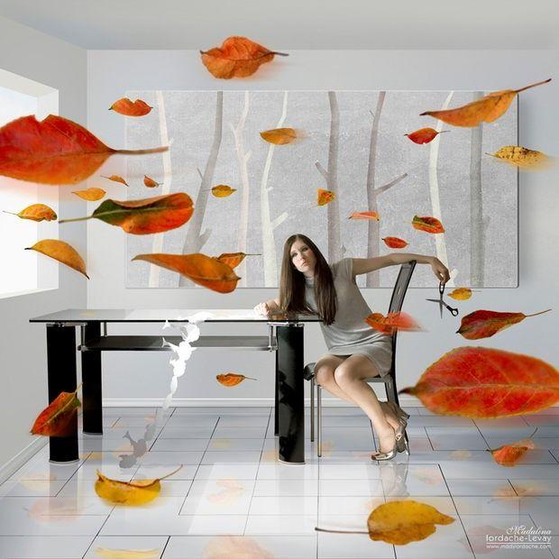 Photo Manipulations by Madalina Iordache-Levay