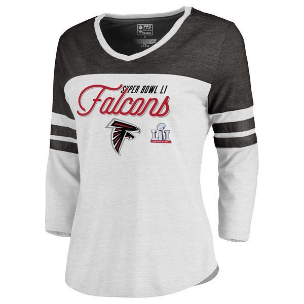Women's Atlanta Falcons Pro Line by Fanatics Branded Heathered Black... ❤ liked on Polyvore featuring tops, t-shirts, v-neck tee, raglan top, nfl tees, vneck t shirts and nfl t shirts