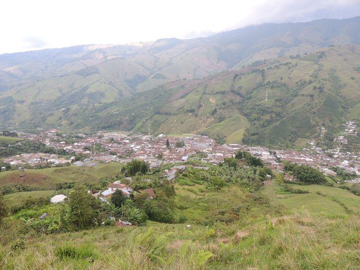 El cerro de Cristo Rey, lugar de peregrinación y vistas hermosas.