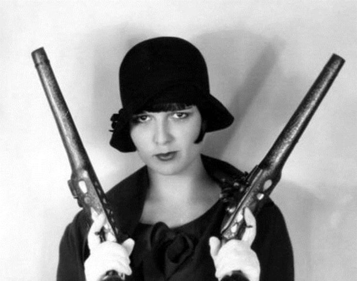 Луиза Брукс (англ. Louise Brooks; 14 ноября 1906 — 8 августа 1985, Рочестер)