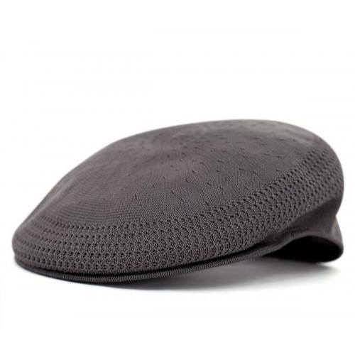 Kangol Tropic 504 Ventair Charcoal  www.lurban.ro  £19.45
