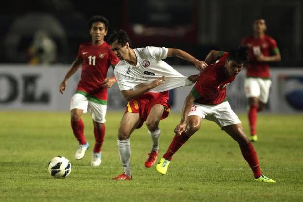 Timnas Indonesia Pesta Gol Lawan Kirgistan