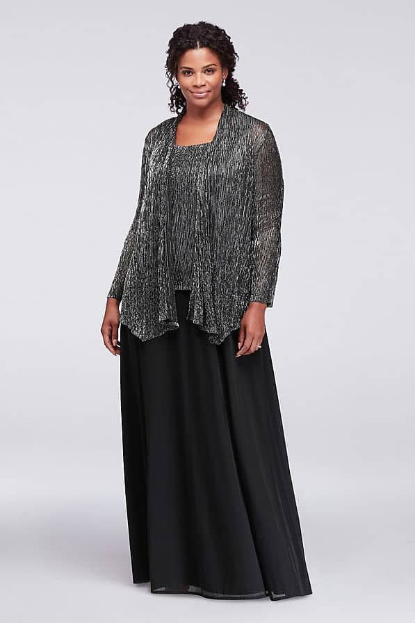 Grandmother Of The Bride Dresses Dress For The Wedding Mother Of The Bride Plus Size Plus Size Dresses Evening Dresses Plus Size