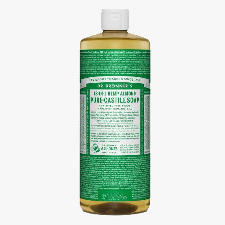 Dr. Bronner's 18-in-1 Pure-Castile Liquid Soap in Lavender
