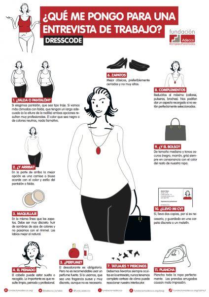 Mujeres en riesgo de exclusión aprenden cómo vestir para una entrevista de trabajo, en las instalaciones de H&M
