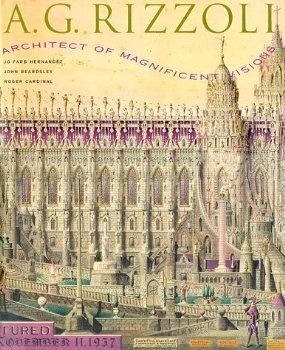 A.G. Rizzoli: Architect of Magnificent Visions: Jo Farb Hernandez, John Beardsley, Roger Cardinal: 9780810942936: Amazon.com: Books