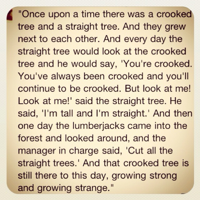 "from ""Wristcutters: A Love Story"". One of my favorite quotes of all time!!!!"