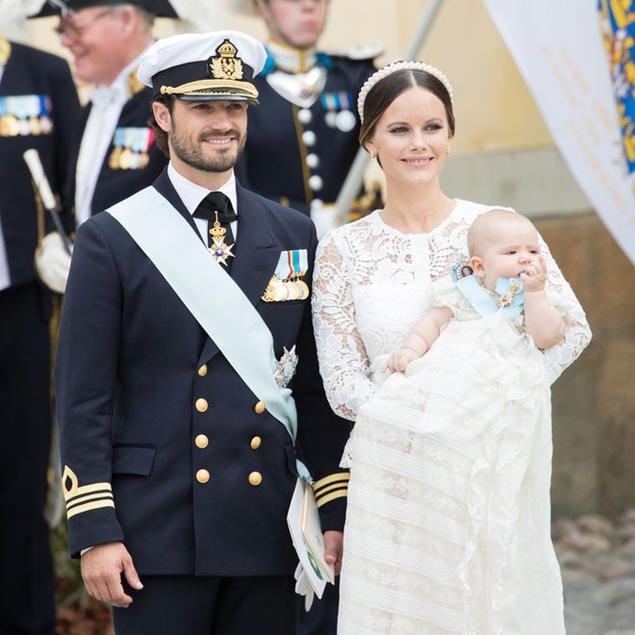 Prinzessin Sofia von Schweden ist wieder schwanger
