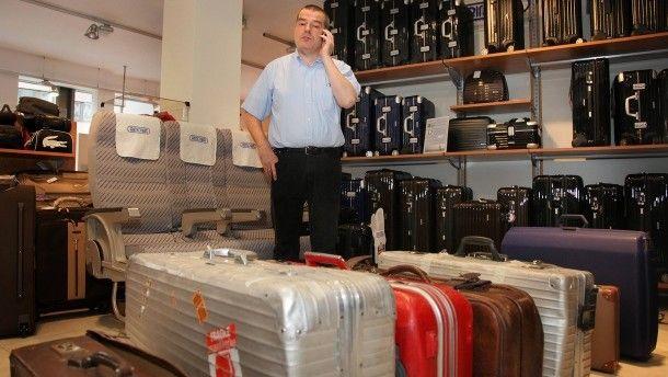 Billig koffer outlet online