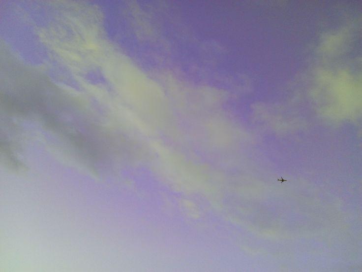 Mellow skies