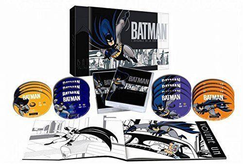 Batman, la série animée - L intégrale 4 saisons - DVD NEUF