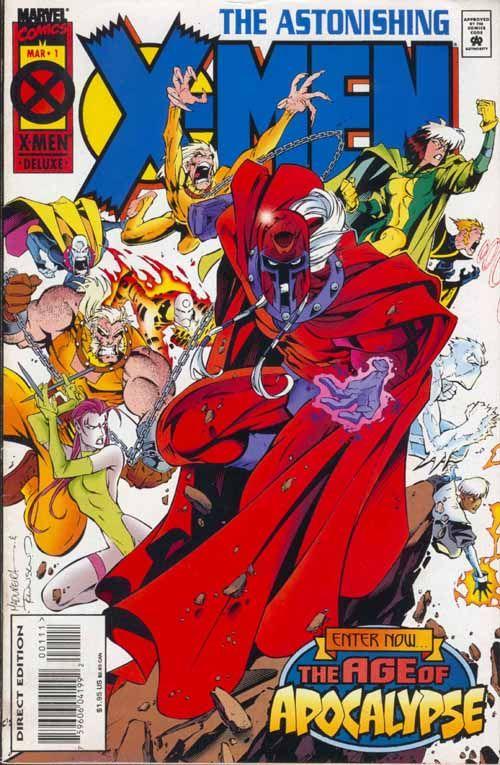Xmen by Joe Madureira. Loved the Age of Apocalypse.