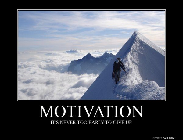 50 best images about Motivational Posters on Pinterest   English ...