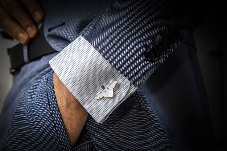 Eagle cufflinks by FEINFEIN