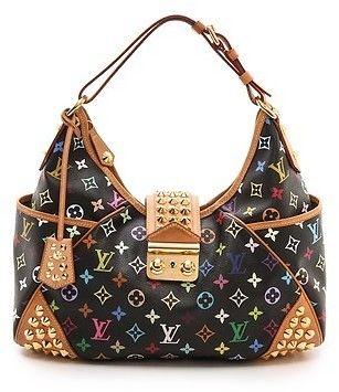 Louis Vuitton Monogram Chrissie Bag