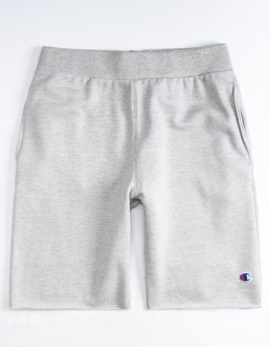 a7941922f1 CHAMPION Cut Off Mens Sweat Shorts | Pants in 2019 | Men, Shorts ...