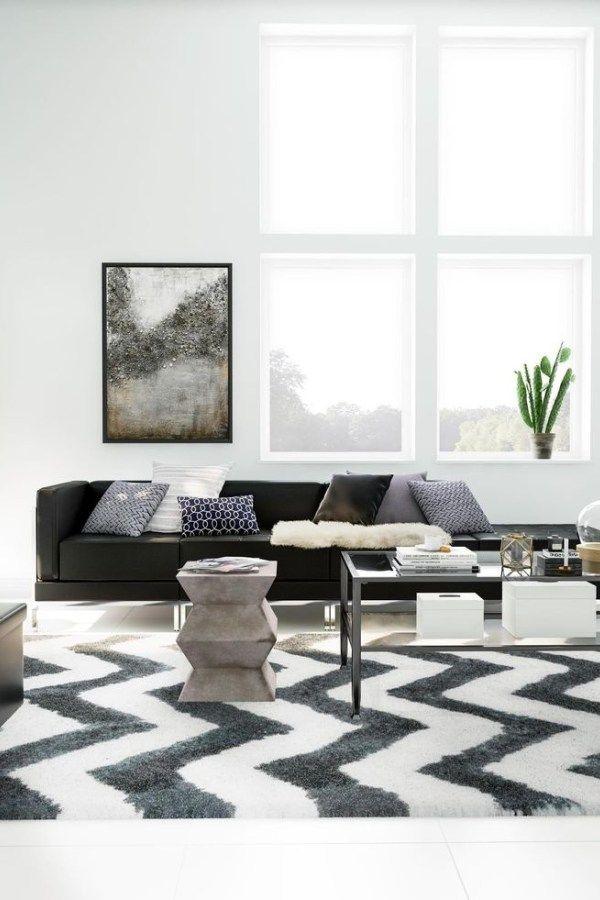 Stylish White Walls Living Room Design Ideas 14 White Walls Living Room Living Room Decor Cozy Living Room Designs