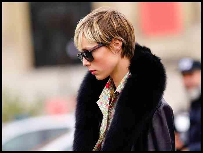 Trendfrisuren 2019: ausgefallene Frisuren & Haarfarben-Trends