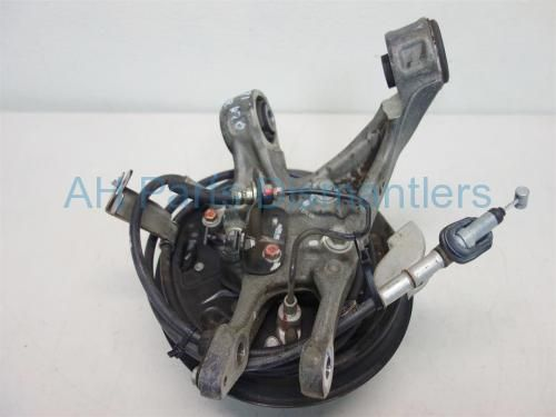 Used 2013 Honda Civic Rear driver SPINDLE KNUCKLE  52215-TR3-A60 52215TR3A60. Purchase from https://ahparts.com/buy-used/2013-Honda-Civic-Axle-stub-Rear-driver-SPINDLE-KNUCKLE-52215-TR3-A60-52215TR3A60/95761-1?utm_source=pinterest