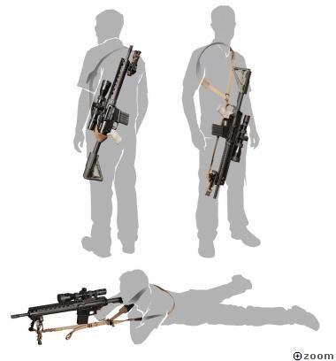 OPTIMIZED SNIPER SLING | LaRue Tactical