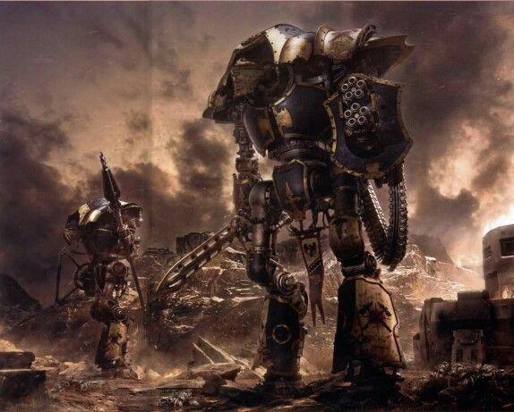 warhammer 40k imperial knights codex pdf