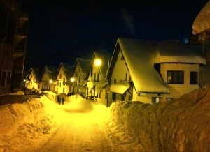 A fairy tale town... Harrachov.