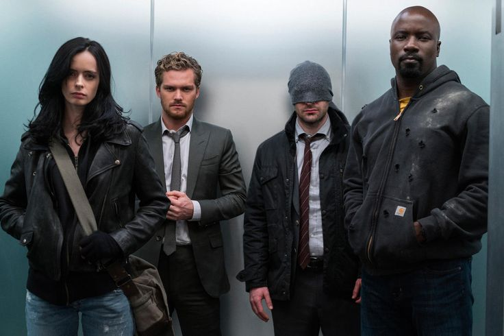 Marvel's The Defenders Trailer - Today's News: Our Take | TVGuide.com