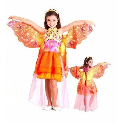 tam m fantasia fada barbie secret door luxo sulamericana r 19990 no