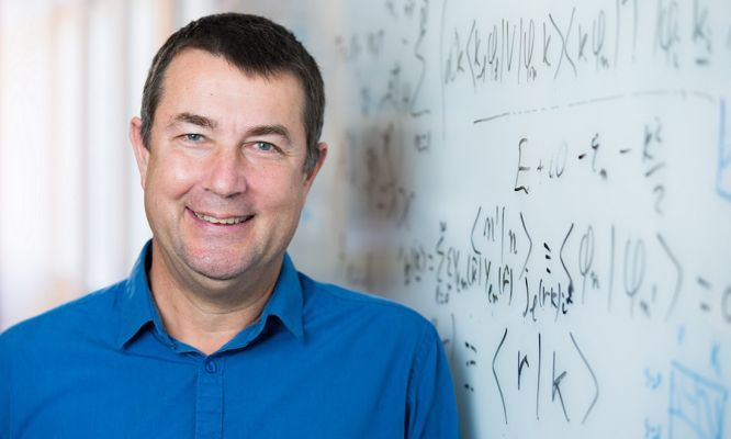 Eminent #Australian #physics professor at the forefront of his field    #Curtin Uni's Head of #Physics and #Astronomy is one of the world's brightest minds in the field of #atomic and #molecular collision physics.    Igor explains incredibly complicated calculations most people would find mind-boggling in everyday terms.