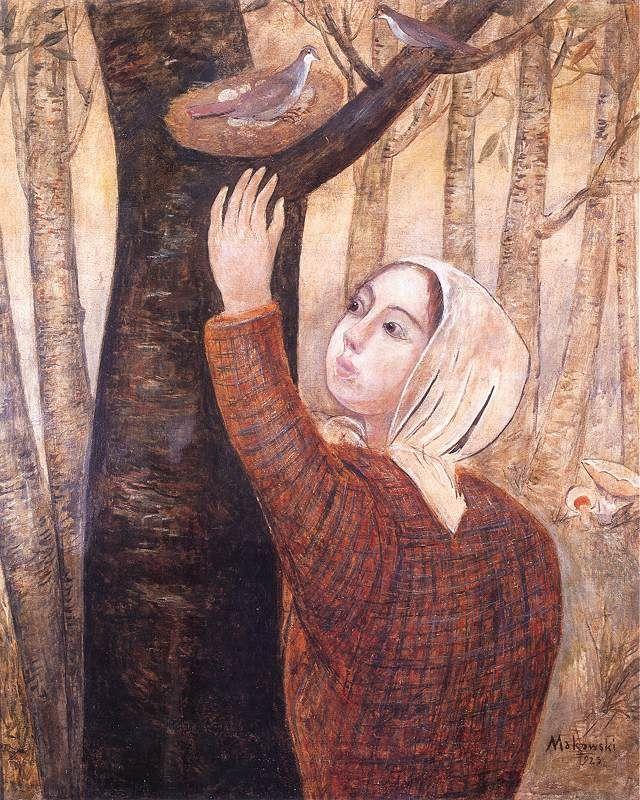 Tadeusz Makowski | Tadeusz Makowski 1882-1932 | Post-Impressionist and Cubist painter