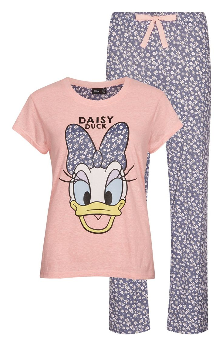 Pijama Disney Daisy Duck