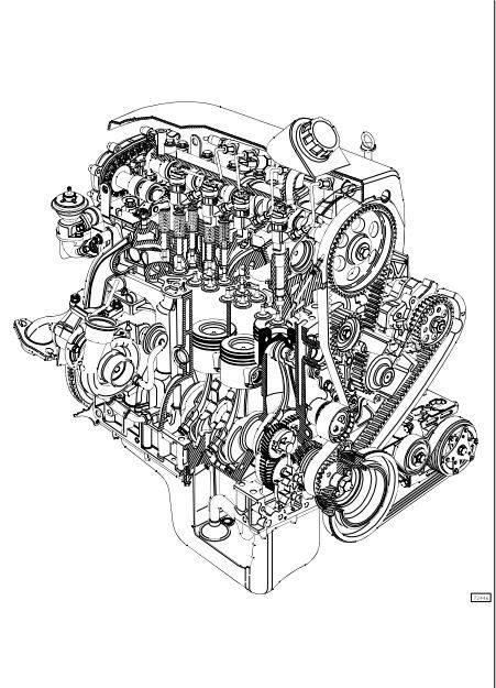 Iveco Daily F1A Engine Troubleshooting and Repair Manual