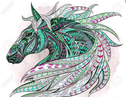 17 best ideas about comment dessiner un cheval on pinterest dessin de cheval facile dessin - Comment dessiner un cheval au galop ...