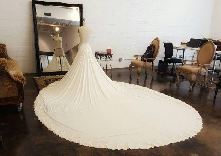 Best 25+ Dramatic Wedding Dresses Ideas On Pinterest