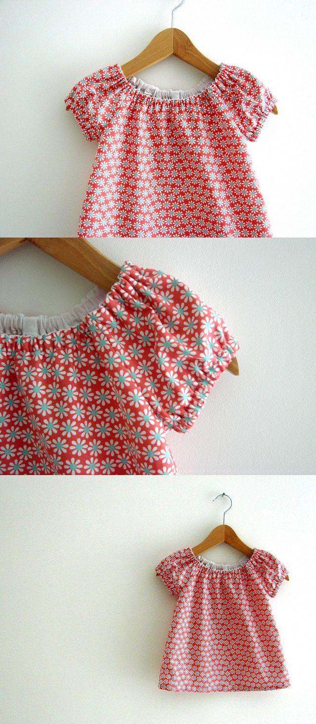 Ella Raglan Blouse - pattern by ithinksew.com