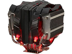 Cooler Master Heatsink with fans