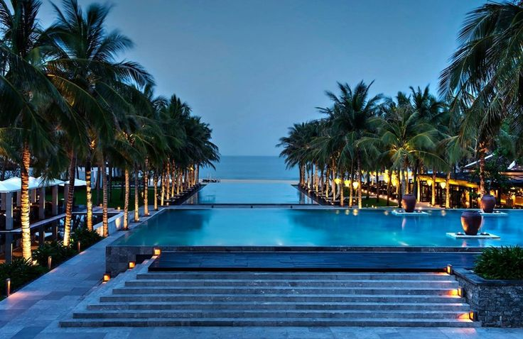 The Nam Hai Hoi An Vietnam ... See more http://666travel.com/the-10-most-amazing-pools-in-the-world/