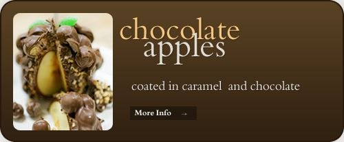 Shepparton - Chocolate Apple Factory