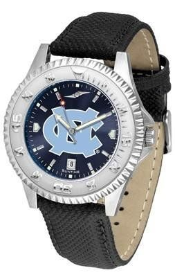 North Carolina Tar Heels UNC NCAA Mens Leather Anochrome Watch SunTime. $78.95. Officially Licensed North Carolina Tarheels Men's Leather Wristwatch. AnoChrome Dial Enhances Team Logo And Overall Look. Adjustable Band. Poly/Leather Band. Men. Save 22%!