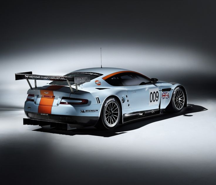 Aston Martin Race Car: 263 Best Gulf Racing Livery Images On Pinterest
