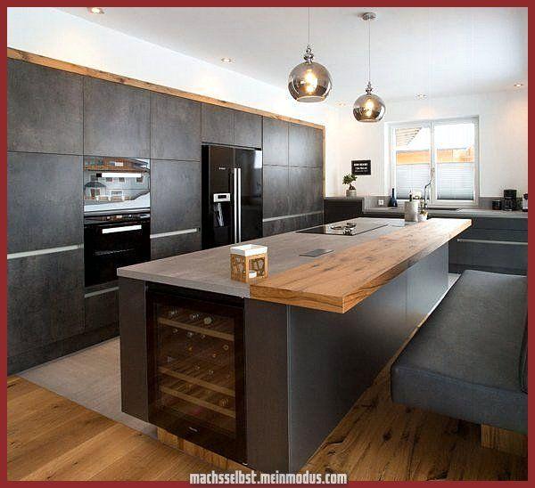 Moderne Küchen in Gfrerer Küchen in Goldegg, Salzburg   Moderne küche, Küchen rustikal und ...