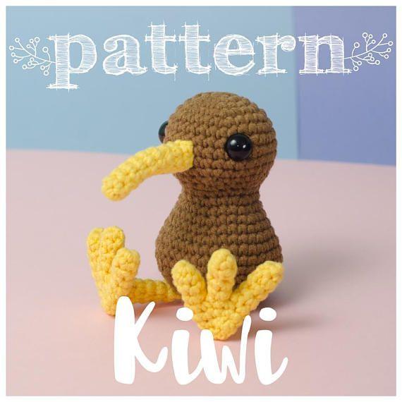 Little Bird - Free Crochet Pattern - Stella's Yarn Universe | 570x570