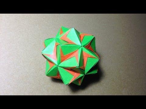 ハート 折り紙:紙 立体 折り方-jp.pinterest.com